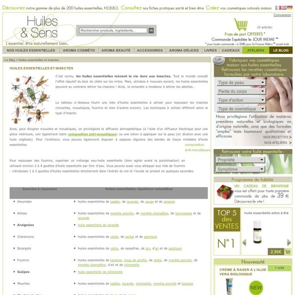 Http://www.huiles-et-sens.com/showdefine.php/huiles-essentielles-et-insectes