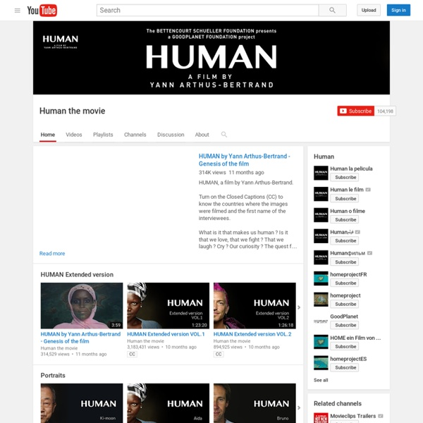 Human the movie