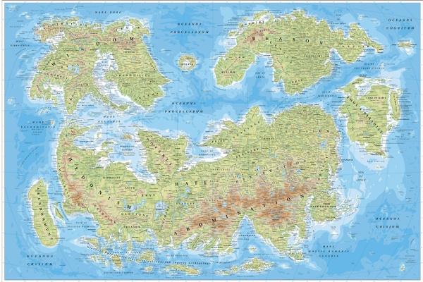 Strange Map