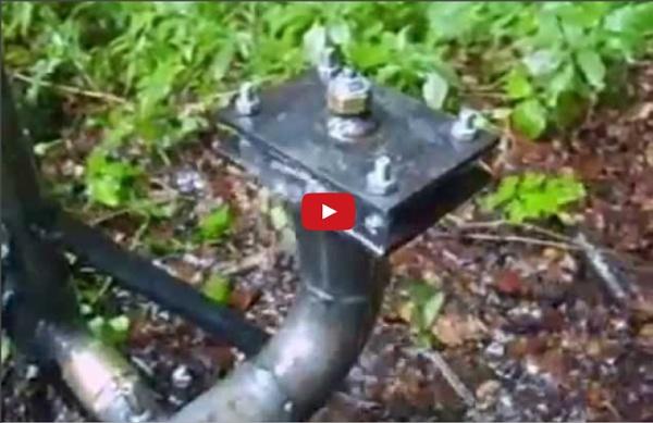 Video explicative d'un bélier hydraulique