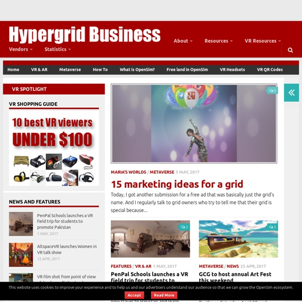 Hypergrid Business