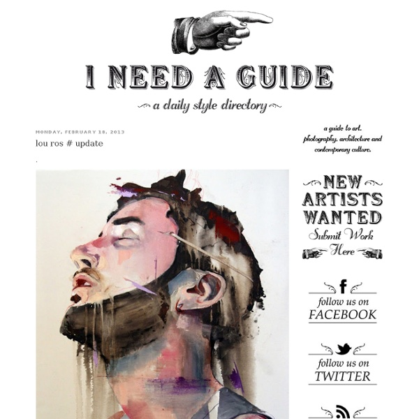 I need a guide