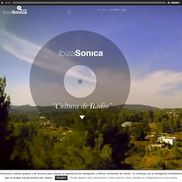 Ibiza Radio : Sonica 95.2 : Internet Radio - Live Music Online : Cultura Sonica