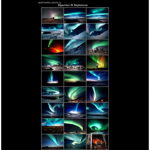 Iceland Worldwide - Northern Lights