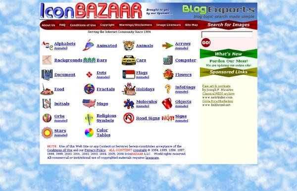 IconBAZAAR