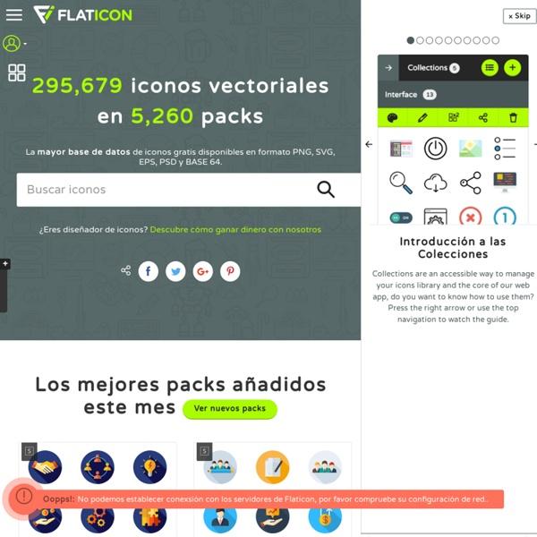 Iconos vectoriales gratis - SVG, PSD, PNG y Icon Font - Miles de iconos gratuitos