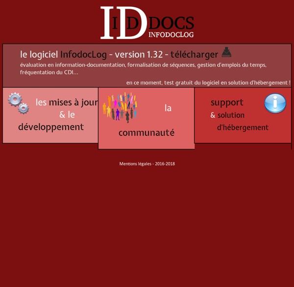 Iddocs - infodoclog