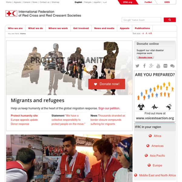 IFRC.org - IFRC