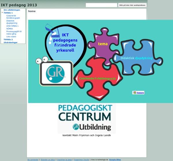 IKT pedagog 2013