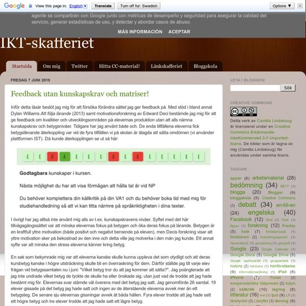 IKT-skafferiet