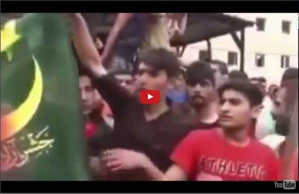 """En Hongrie des milliers d'immigrants fraîchement arrivés crient : """"Allah Akbar"""""""