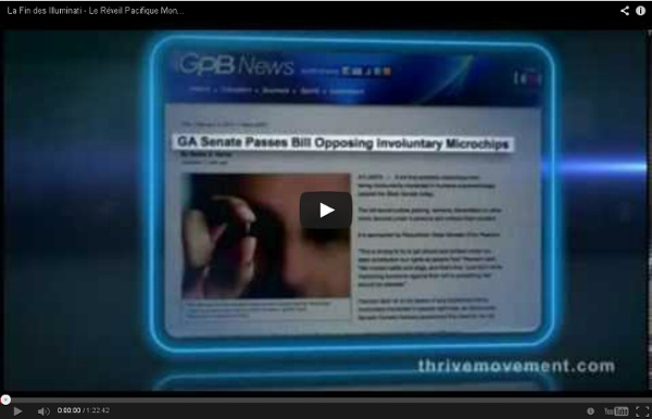 La Fin des Illuminati - Le Réveil Pacifique Mondial - Documentaire complet - Français