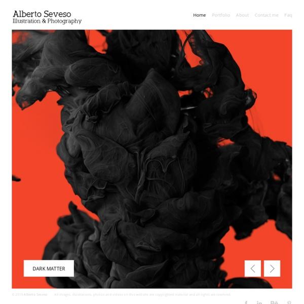 Alberto Seveso, official Web Page