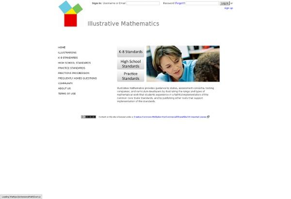 Www.illustrativemathematics.org