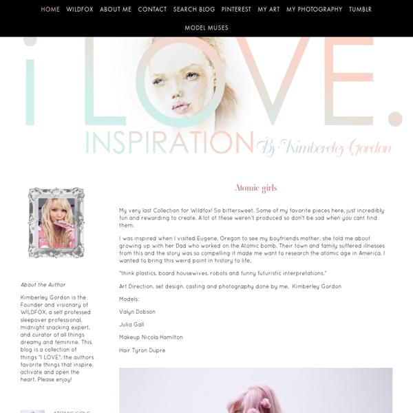Wildfox inspiration for artists - Inspiration for artists from Wildfox Couture