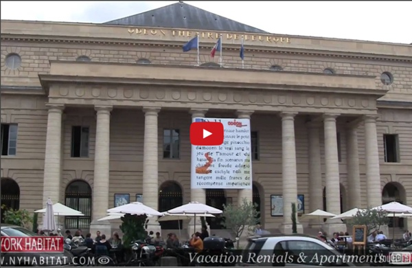 Paris, France - Video Tour of Saint-Germain-des-Prés (Part 2)