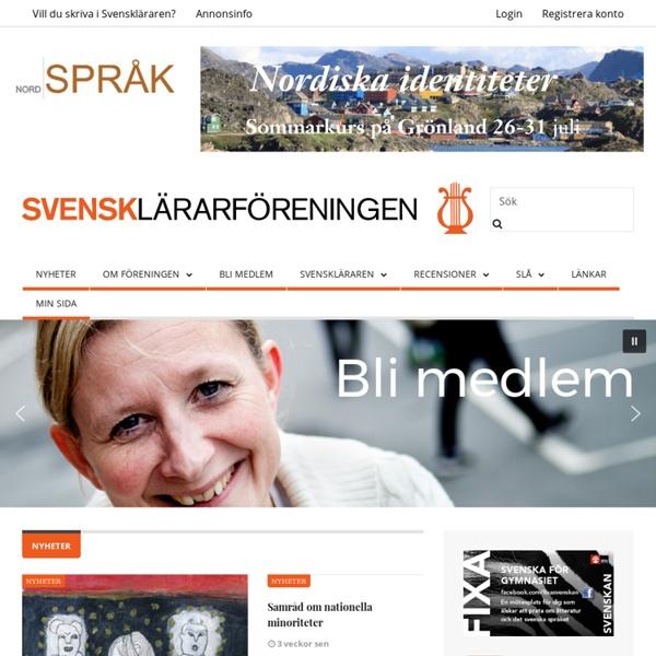 Svensklärarföreningen