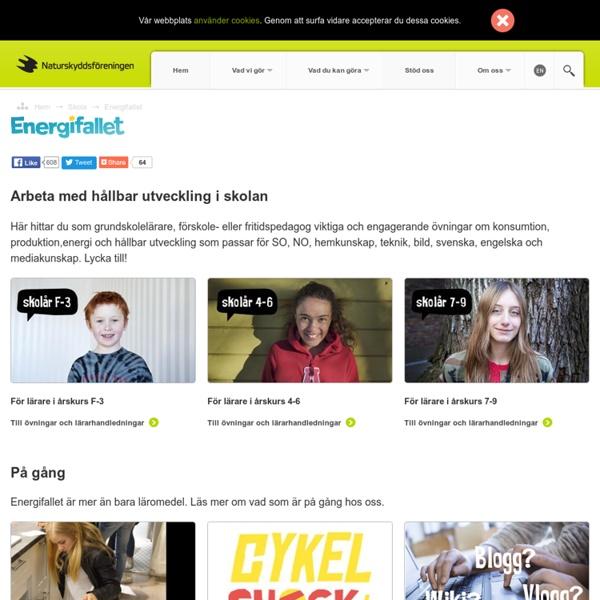 Naturskyddsföreningen - Energifallet
