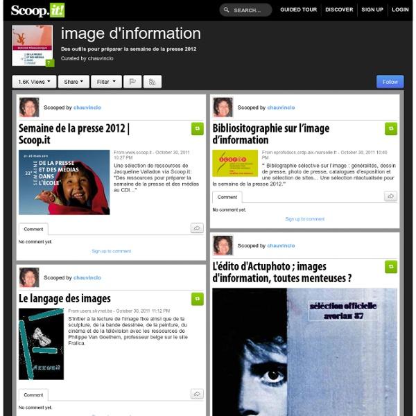 Image d'information
