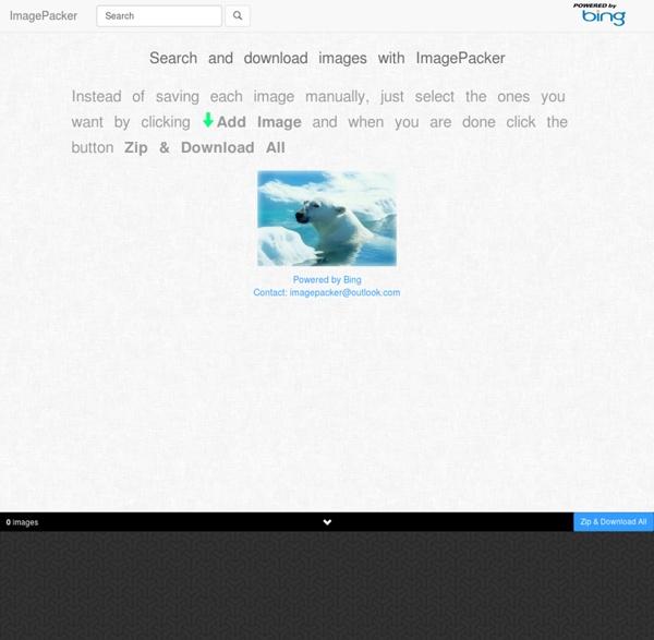 Image Packer