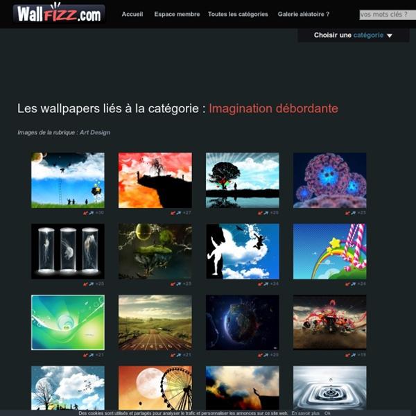 Fond d'ecran Imagination débordante - Gratuit (Page : 2)