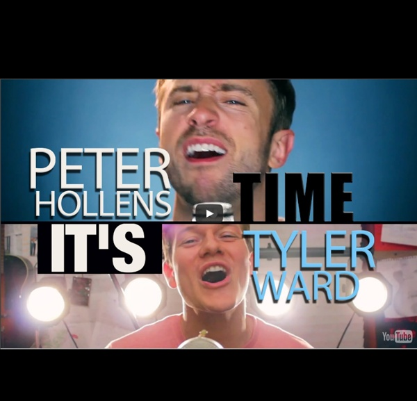 Imagine Dragons - It's Time - Peter Hollens & Tyler Ward (A cappella)