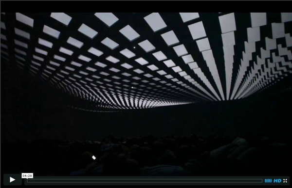DROMOS - An immersive performance by Maotik and Fraction