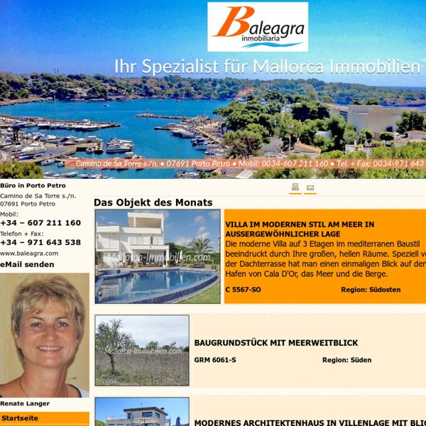 Tips For Buying Real Estate in Mallorca - Tips zum Immobilienkauf in Mallorca