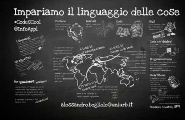 Impariamo il linguaggio delle cose