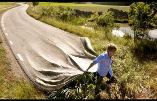 Erik Johansson: Impossible photography