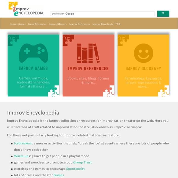 Improv Encyclopedia