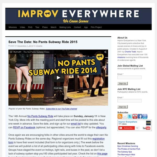 Improveverywhere.com