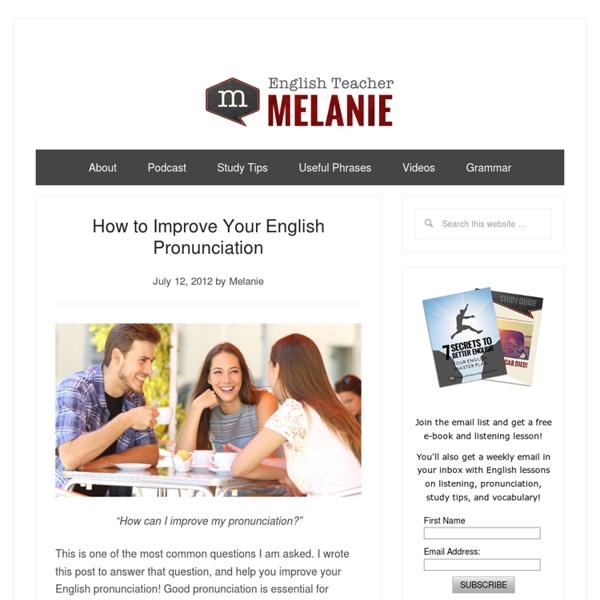 tips on improving your english language