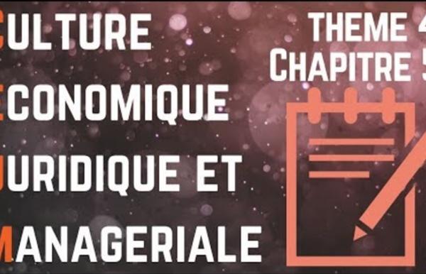 CEJM - Th4 Chap3 : L'incidence du numérique sur le management