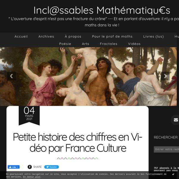 Inclassables Mathématiques 2.0