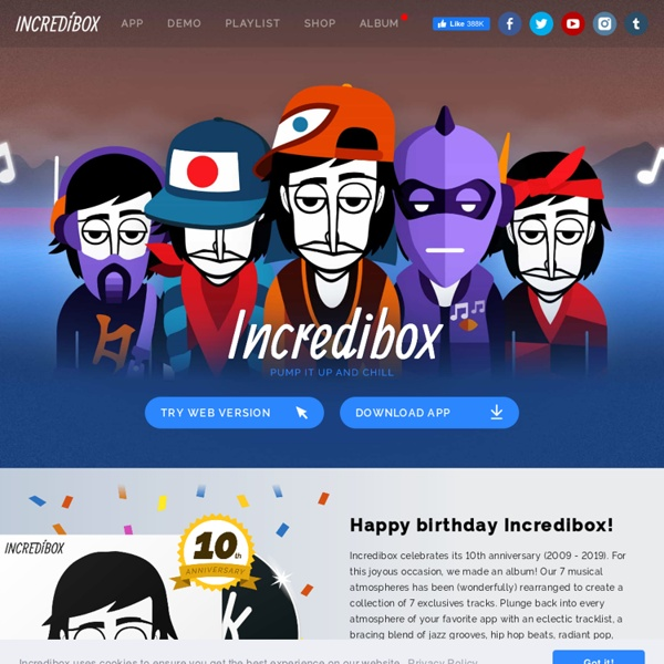 Incredibox - Express your musicality