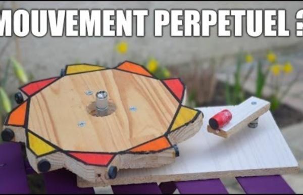 Mouvement perpétuel ? : Incroyables Expériences [82] Energie libre / Free energy / perpetuum mobile