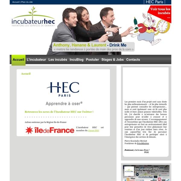 Incubateur HEC