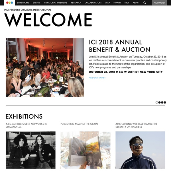Independent Curators International
