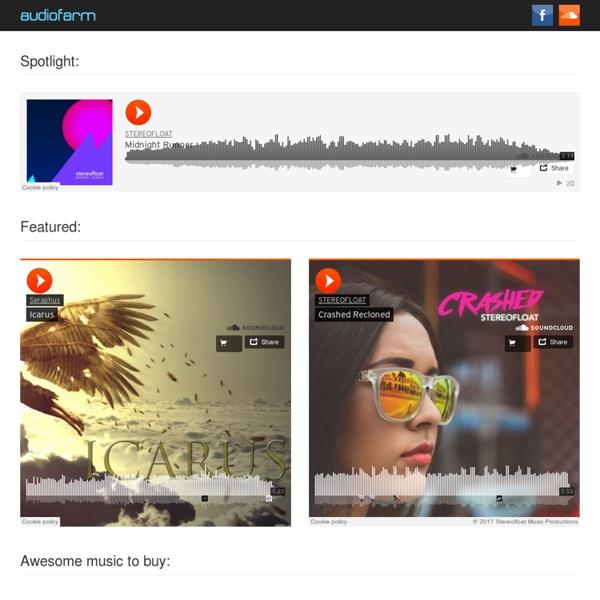 Audiofarm.org - The social network for audio