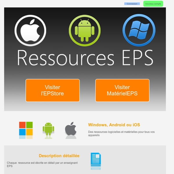 Ressources EPS