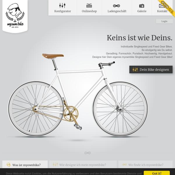 Individuelle Singlespeeds und Fixies. Singlespeed Bikes aus Düsseldorf