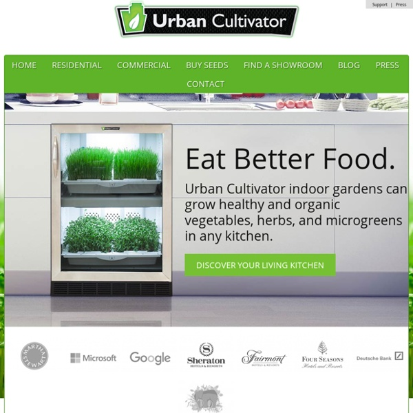 Advanced Indoor Gardens - Urban Cultivator
