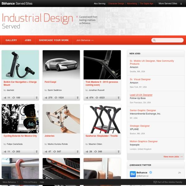 Industrial Design Served