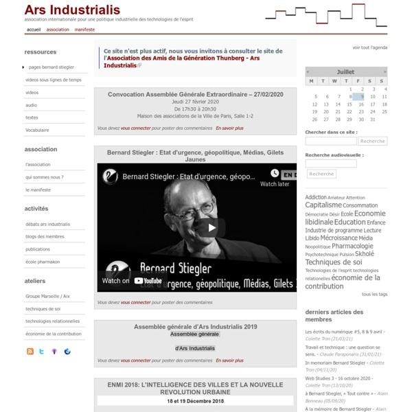 Association internationale pour une politique industrielle des technologies de l'esprit