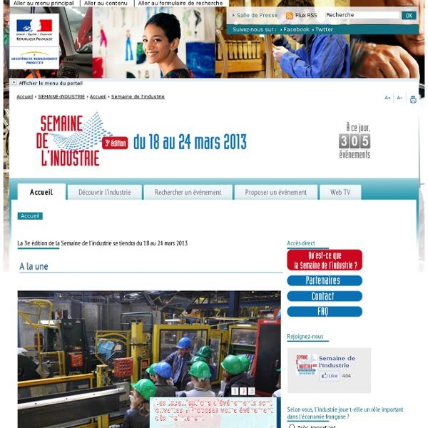 Entrez dans l'entreprise - Visite de l'entreprise SALZGITTER MANNESMANN STAINLESS TUBES FRANCE