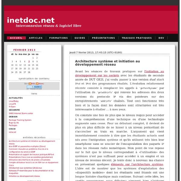 Inetdoc.net