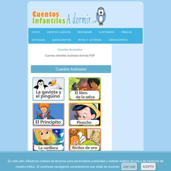 Cuentos Infantiles ilustrados Leer Online y en PDF
