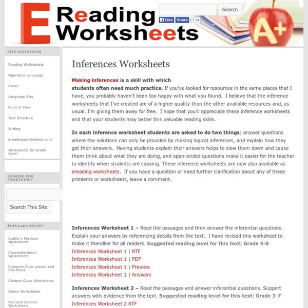 Genre Worksheets For 5th Grade | worksheet example