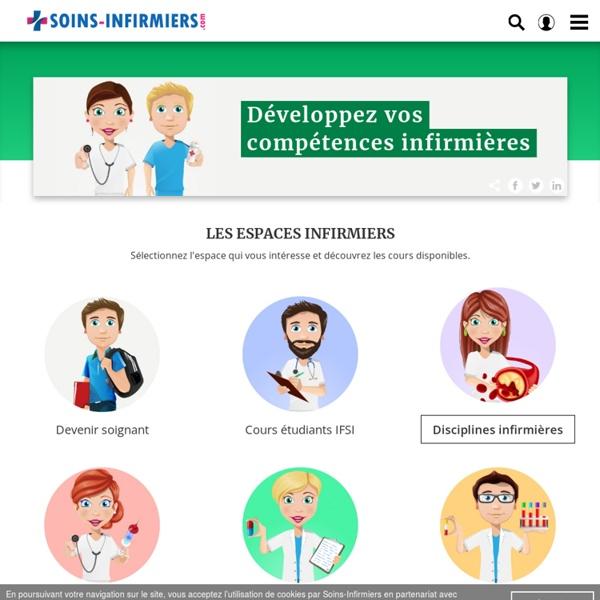 Soins-Infirmiers.com : de la théorie à la pratique
